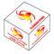 White giftbox (logo imprint OK)
