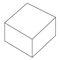 White box packing/ bulk pack